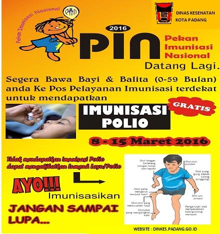 PIN 2016